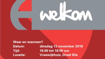 Informatiemarkt 13 november
