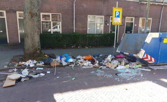 Afval of rommel op straat? Meld het met de Buiten Beter App!